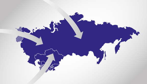 DDP shipping - Reliable logistics to Russia and the former CIS states